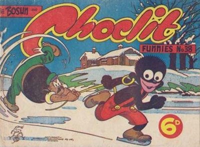 The Bosun and Choclit Funnies (Elmsdale Publications, 1946 series) #38 ([1949?])