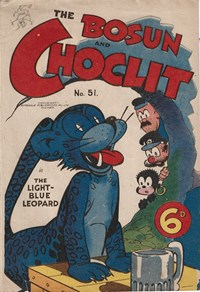 The Bosun and Choclit Funnies (Elmsdale Publications, 1946 series) #51