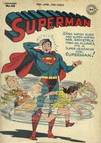 Superman (DC, 1939 series) #40 (May-June 1946)