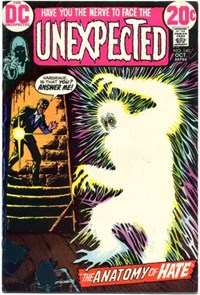 The Unexpected (DC, 1968 series) #140 (October 1972)