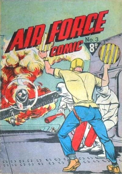 Air Force Comic (Cleland, 1952? series) #3 ([1953?])