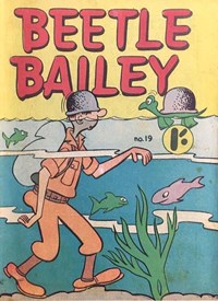 Beetle Bailey (Yaffa/Page, 1965? series) #19 — Untitled