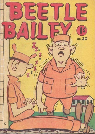 Beetle Bailey (Yaffa/Page, 1965? series) #20 ([October 1965?])