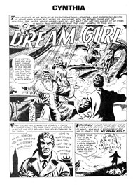 The Witching Hour (Murray, 1982?)  — Dream Girl (page 1)