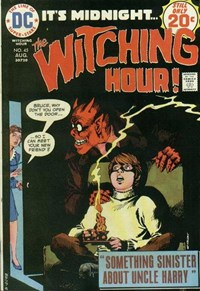The Witching Hour (DC, 1969 series) #45 — Something Sinister About Uncle Harry