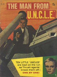 The Man from U.N.C.L.E. (Rosnock, 1970) #21-06 (1970)