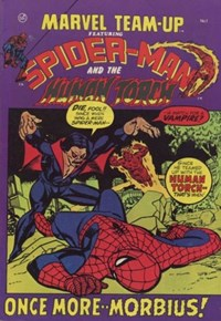 Marvel Team-Up (Yaffa/Page, 1979? series) #1 — Once More--Morbius!