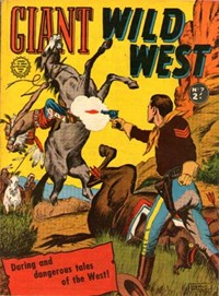 Giant Wild West (Horwitz, 1955? series) #7
