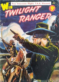 Twilight Ranger (Apache, 1955 series)  — Untitled (Cover)