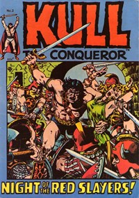 Kull the Conqueror (Yaffa/Page, 1977 series) #2