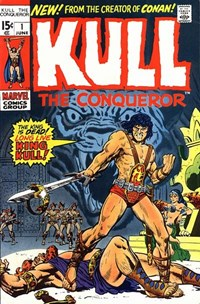 Kull the Conqueror (Marvel, 1971 series) #1 — Untitled