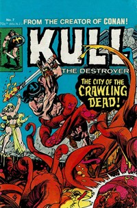 Kull the Destroyer (Yaffa, 1981 series) #7