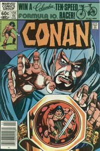 Conan the Barbarian (Marvel, 1970 series) #131 (February 1982)