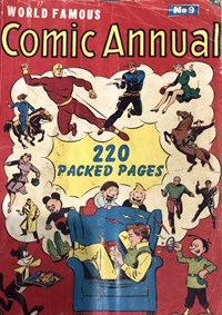 World Famous Comic Annual (Atlas, 1952? series) #8 ([December 1955?])