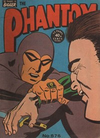The Phantom (Frew, 1971 series) #676
