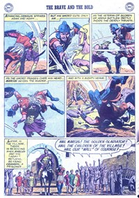 The Brave and the Bold (DC, 1955 series) #3 — The Invisible Wall! (page 8)