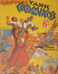 Gripping Yank Comics (Ayers & James, 194-? series)  — Untitled