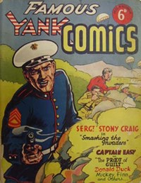 Famous Yank Comics (Ayers & James, 194-? series)  — Untitled