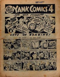 The Big Value Yank Comics (Ayers & James, 194-? series) #4 — Untitled