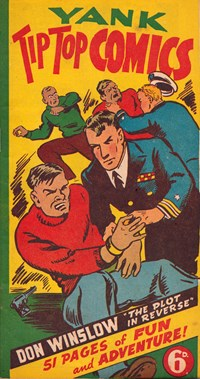 Yank Tip Top Comics (Ayers & James, 1941?)  ([1941?])