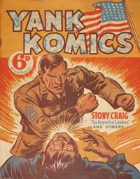 Yank Komics (Ayers & James, 194-? series)  ([194-??])
