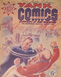 Yank Comics in Color (Ayers & James, 1943 series)  ([1943?])