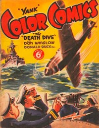 """Yank"" Color Comics (Ayers & James, 1945?)  ([1945?])"