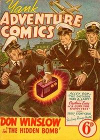 Yank Adventure Comics (Ayers & James, 194-? series)  ([194-??])