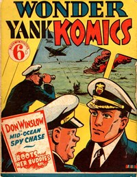 Wonder Yank Komics (Ayers & James, 194-? series)  ([1942?])