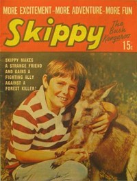 Skippy the Bush Kangaroo (Junior Readers, 1970) #20-57 — Untitled