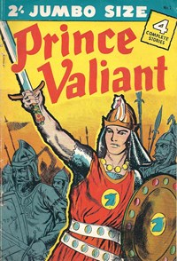 Prince Valiant (Approved, 1958 series) #1