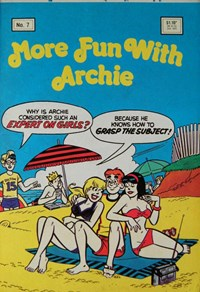 More Fun with Archie (Yaffa, 198? series) #8