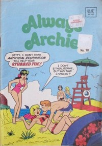 Always Archie (Yaffa/Page, 198-? series) #10