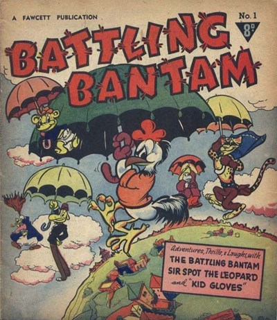 Battling Bantam (Cleland, 1952? series) #1 ([1952?])