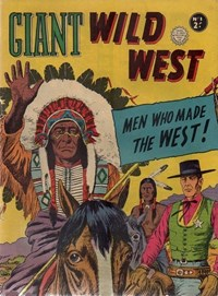 Giant Wild West (Horwitz, 1955? series) #1