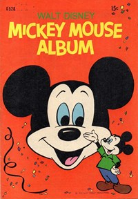 Walt Disney's Giant Comics [G Series] (WG Publications, 1951 series) #G520