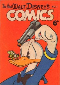 Walt Disney's Comics (W. G. Publications Pty. Ltd., 1946 series) #1  ([October 1946?])