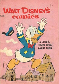 Walt Disney's Comics (WG Publications, 1946 series) v18#1 (206)