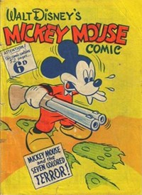 Walt Disney's Mickey Mouse Comic (Ayers & James, 1943? series)  ([1943?])