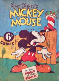 Walt Disney's Mickey Mouse (Ayers & James, 1946? series)  ([1946?])