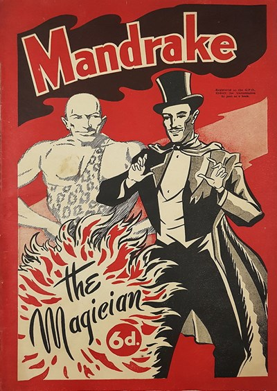 Mandrake the Magician (Consolidated Press, 1938 series)  ([April 1948])