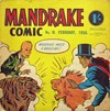 Mandrake Comic (Shakespeare Head, 1955 series) #18 (February 1956)