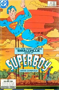 The New Adventures of Superboy (DC, 1980 series) #51 — Untitled