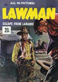 Lawman (South Pacific/Jubilee, 1974) #3453 — Escape from Laramie
