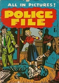 Police File (Regal, 1959? series) #5