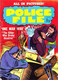 Police File (Regal, 1959? series) #12