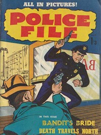 Police File (Regal, 1959? series) #13