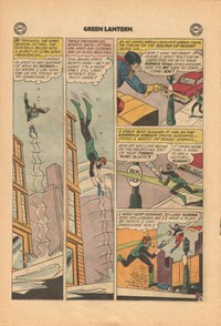 Green Lantern (DC, 1960 series) #25 — War of the Weapons Wizards! (page 14)