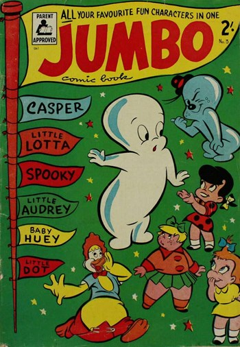 Jumbo Comic Book (Rosnock, 1959? series) #3  (1959)