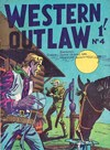 Western Outlaw (New Century, 1958 series) #4 ([1959?])